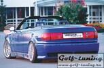Audi 80 B4 Купе/Кабрио Накладка на задний бампер