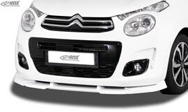 CITROEN C1 2014- Спойлер переднего бампера VARIO-X