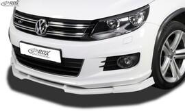VW Tiguan 11-15 R-Line Накладка на передний бампер vario-x