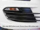 VW Scirocco 08-14 Решетки боковые для переднего бампера rieger глянцевые