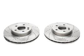 Mercedes-Benz Vito/Viano Комплект спортивных тормозных дисков