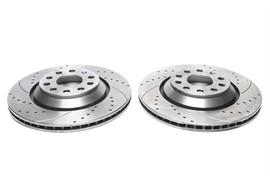 Audi/Skoda/VW Комплект спортивных тормозных дисков