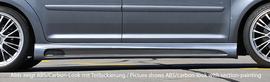 VW Touran 1T 03-10 Накладки на пороги Carbon Look