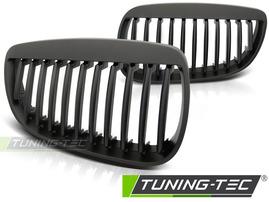 BMW E92 07-10 Решетки радиатора (ноздри) черные