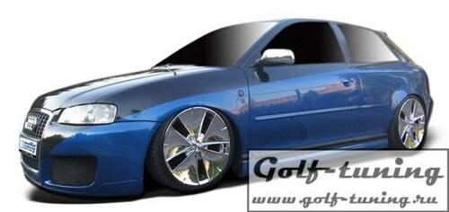 VW Fox 5Z Пороги