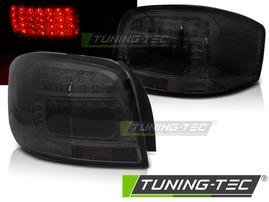 Audi A3 8P 3D 03-08 Фонари светодиодные, тонированные