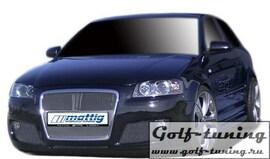 Audi A3 8P 04- Sportback Бампер передний