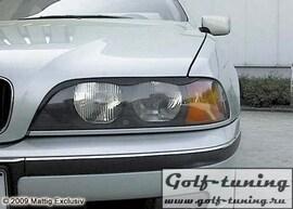 BMW E39 Ресницы