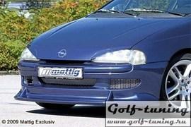 Opel Tigra A Передний бампер Sport Look