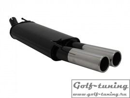 VW Golf 3 Глушитель 2 x 76 mm