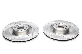 Audi/VW 04- Спортивные тормозные диски передние