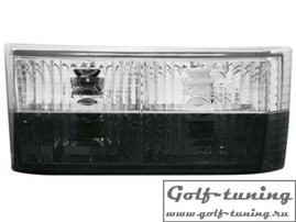 VW Golf 1 Фонари черно-белые