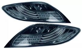 Mazda 2 07-10 Фонари светодиодные, тонированные
