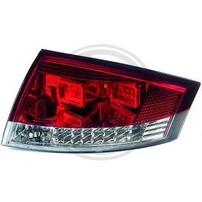 Audi TT 8N 98-05 Фонари светодиодные, красно-белые