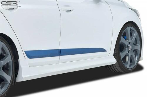 Hyundai I20 GB 14- Накладки на пороги