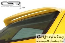Peugeot 106 S2 95-03 Спойлер на крышку багажника X-Line design