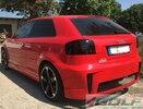 Audi A3 8P 03-12 3Дв Фонари тонированные, с динамическим поворотником