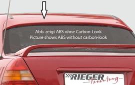 Mercedes W202 Седан Козырек на заднее стекло Carbon Look