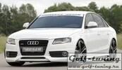 Audi A4/S4 B8 07-15 Седан/Универсал Накладки на пороги