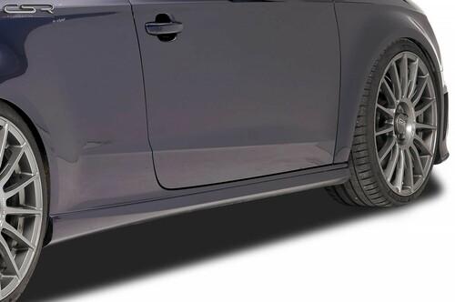 Audi A3 8V 12- Накладки на пороги