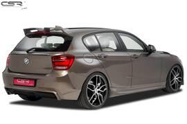 BMW F20/F21 11-15 Диффузор для заднего бампера