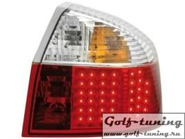 Audi A4 8E 00-04 Седан Фонари светодиодные, красно-белые