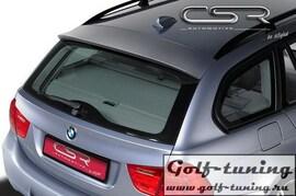 BMW E91 05-11 Спойлер на крышку багажника X-Line design