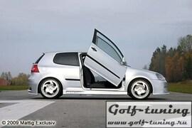 VW Golf 5 Пороги