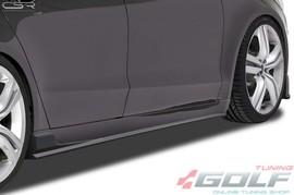 Ford Mondeo MK5 14-19 Накладки на пороги