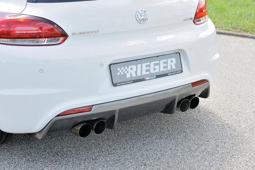VW Scirocco 08- Глушитель 4x90mm