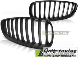 BMW Z4 (E89) 09- Решетки радиатора (ноздри) черные, матовые