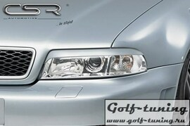 Audi A4 99-01 Реснички на фары