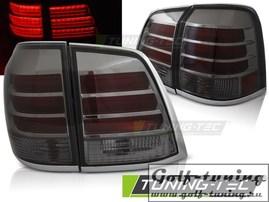 Toyota Land Cruiser 200 07-15 Фонари светодиодные, тонированные