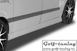 Mercedes Benz Viano/Vito 03-14 Накладки на пороги