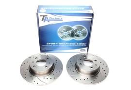 Fiat Croma/Lancia Thema Комплект спортивных тормозных дисков
