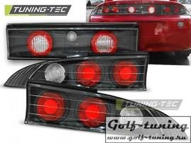 Mitsubishi Eclipse 95-98 Фонари черные