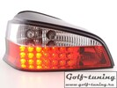 Peugeot 106 96-03 Фонари светодиодные, красно-белые