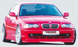 BMW E46 Купе/Кабрио 00-02 Накладка на передний бампер