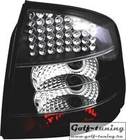 Opel Astra G Фонари светодиодные, черные