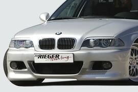 BMW E46 Купе/Кабрио Передний бампер в стиле M3