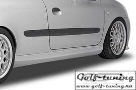 Renault Clio 98-12 Накладки на пороги