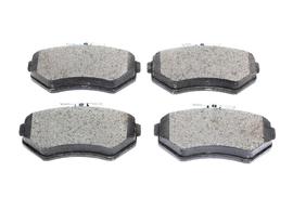 Audi/Seat/VW Спортивные тормозные колодки