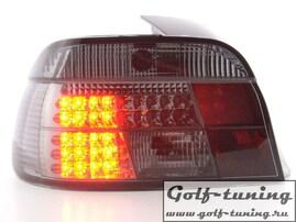 BMW E39 95-00 Седан Фонари светодиодные, тонированные
