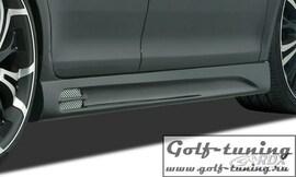 Seat Cordoba 99- Накладки на пороги GT4 ReverseType