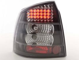 Opel Astra G 3/5-дв. 98-03 Фонари светодиодные тонированные