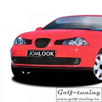 Seat Ibiza 6L 02-08 Решетка радиатора без значка черная