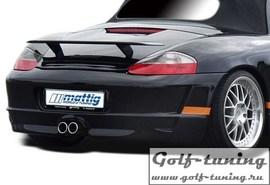 Porsche Boxster 986 96-04 Бампер задний