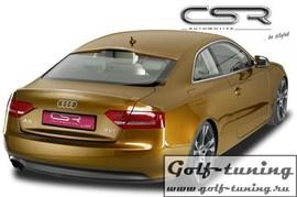 Audi A5 07- Накладка на заднее стекло
