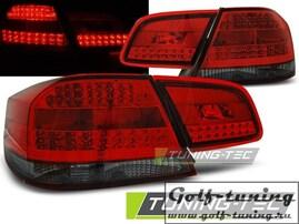 BMW E92 06-10 Фонари светодиодные, красно-тонированные