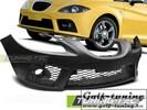 Seat Leon 05-09 Бампер передний Cupra Style